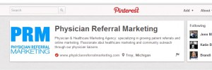 healthcare pinterest marketing