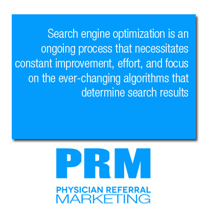search engine optimization for doctors