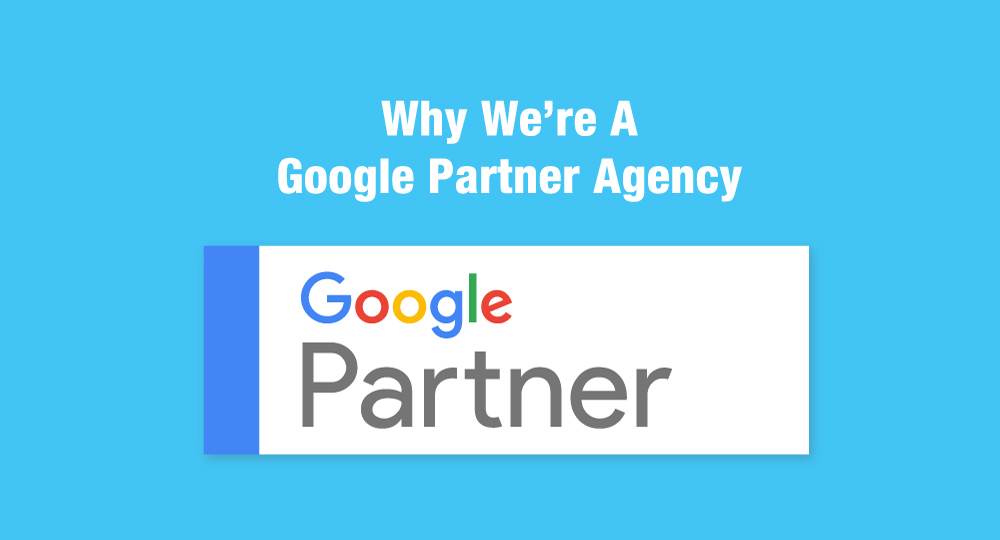 why were a google partner advertising agency advertising agency office google